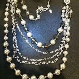 Lia sophisticated necklace